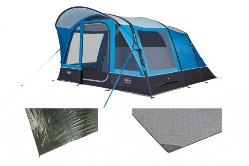 The Vango Amalfi Air 600 Tent 2019 is Sold by Devon Outdoor and The Camping and Kite Centre.