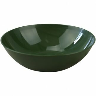 The KombatUK Plastic Cadet Bowl is Sold by Devon Outdoor and The Camping and Kite Centre.