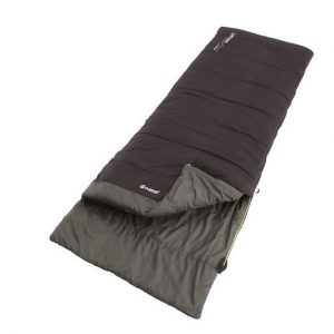 The Outwell Celebration Lux Single Sleeping Bag is Sold by Devon Outdoor and The Camping and Kite Centre.