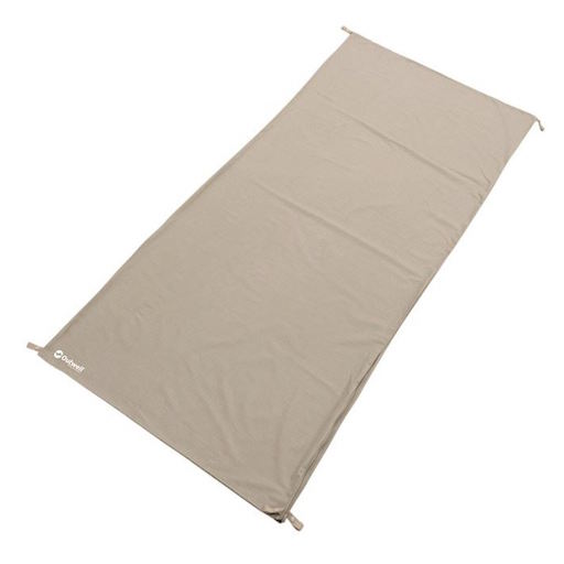 The Outwell Cotton Single Liner is Sold by Devon Outdoor and The Camping and Kite Centre.