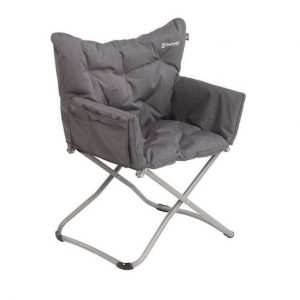 The Outwell Grenada Lake Chair is Sold by Devon Outdoor and the Camping and Kite Centre.