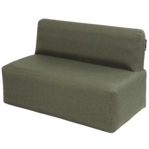 The Outwell Lake Chamberlain Inflatable Sofa is Sold by Devon Outdoor and The Camping and Kite Centre.