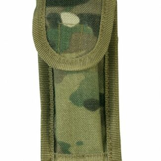 The KombatUK Lock Knife Pouch is Sold by Devon Outdoor and The Camping and Kite Centre.