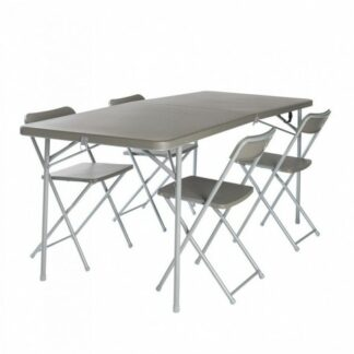 The Vango Orchard XL Table and Chair Set is Sold by Devon Outdoor and The Camping and Kite Centre.