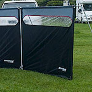The Westfield Pro Windshield Additional Panel is Sold by Devon Outdoor and The Camping and Kite Centre.