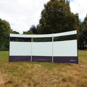 The Outdoor Revolution Movelite Windbreak is Sold by Devon Outdoor and The Camping and Kite Centre.