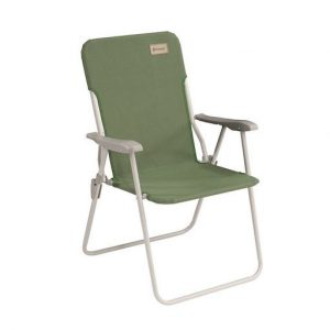 The Outwell Blackpool Chair - Green Vine is Sold by Devon Outdoor and The Camping and Kite Centre.
