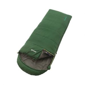 The Outwell Campion Junior Sleeping Bag is Sold by Devon Outdoor and The Camping and Kite Centre.