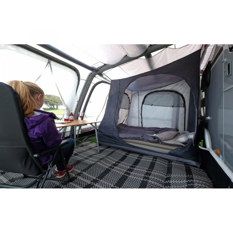 The Vango Caravan Inner Bedroom is Sold by www.outabout.uk