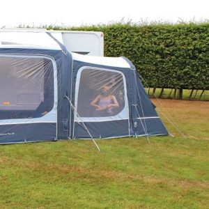 The Outdoor Revolution Eclipse Pro Annexe is Sold by Devon Outdoor and The Camping and Kite Centre.