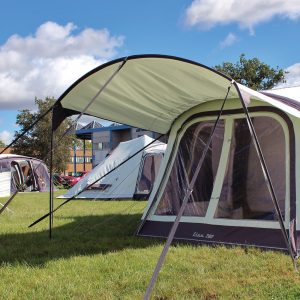 The Outdoor Revolution Elan 280 Canopy is Sold by Devon Outdoor and The Camping and Kite Centre.