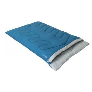 The Vango Flare Double Sleeping Bag is Sold by Devon Outdoor and The Camping and Kite Centre.