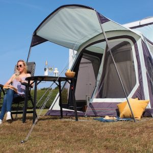 The Outdoor Revolution Movelite Canopy is Sold by Devon Outdoor and The Camping and Kite Centre.