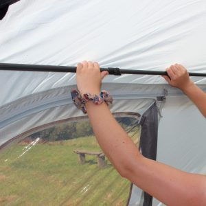 The Outdoor Revolution Roof Tension Pole Kit is Sold by www.outabout.uk