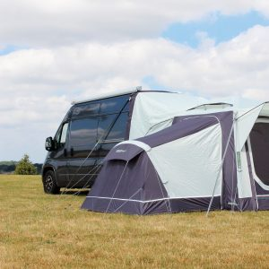 The Outdoor Revolution Movelite T1 Air Annexe is Sold by Devon Outdoor and The Camping and Kite Centre.