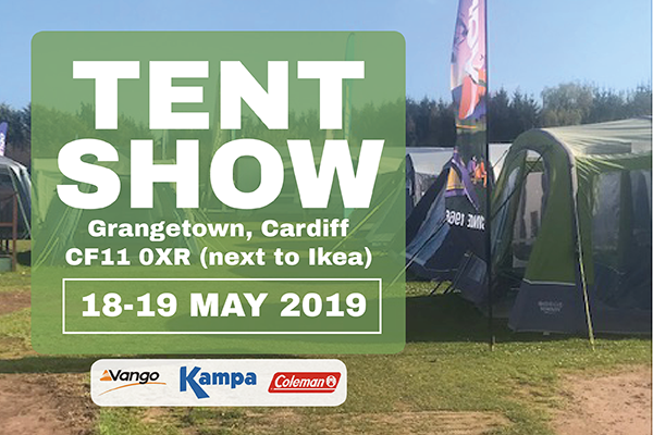 Cardiff Tent Show 18-19 May 2019