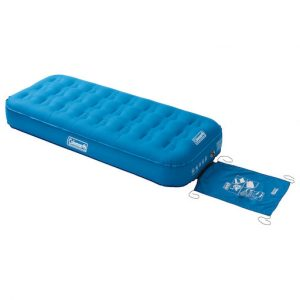 The Coleman Extra Durable Single Airbed is Sold by www.outabout.uk