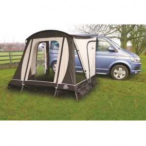 The Sunncamp Swift Verao 260 Van Low Awning is Sold by www.outabout.uk