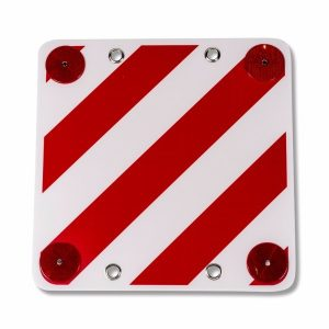 The Kampa Plastic Warning Signal is Sold by www.outabout.uk