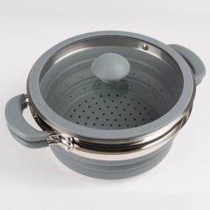 The Kampa Folding Colander is Sold by www.outabout.uk