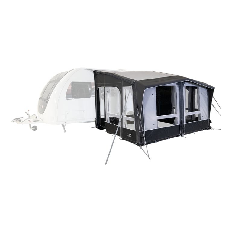Kampa Club Air All Season 390 Caravan Awning