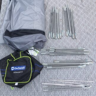 Outwell Willwood 5 Tent Spares