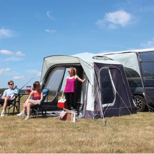 The Outdoor Revolution Movelite T1 Driveaway Awning