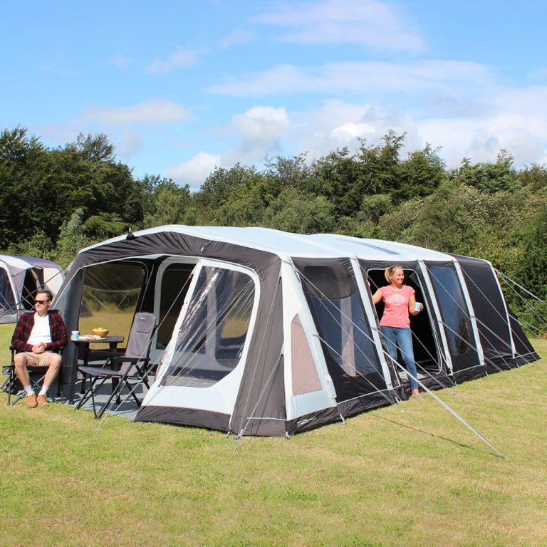 Outdoor Revolution Ozone 6XTR Safari Tent