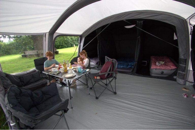 Vango Tahiti 850XL Air Tent