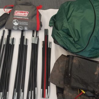 Coleman Pinto Mountain 5 Plus XL Tent Spares