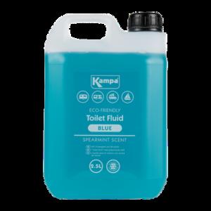 Kampa Blue Toilet Fluid 2.5L Bottle