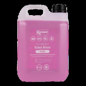 Kampa Pink Toilet Fluid - 2.5L Bottle
