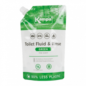 Kampa Green Toilet Fluid and Rinse