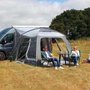 Outdoor Revolution Cayman Low-Mid Driveaway Awning