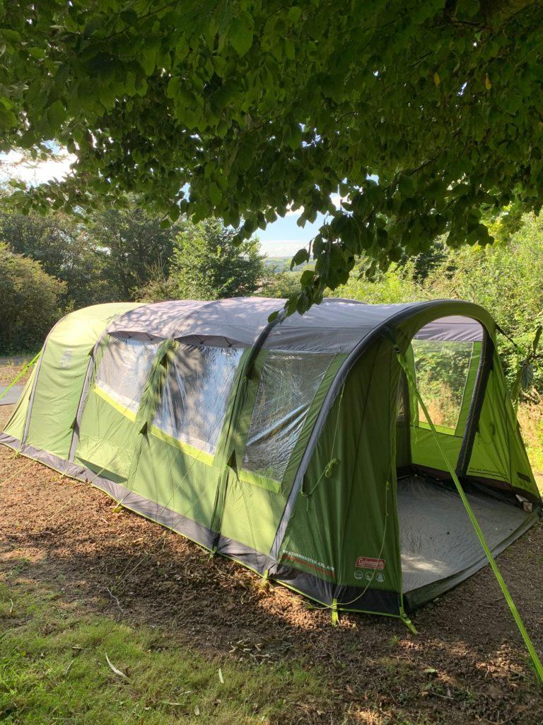 Ex Display Coleman Weathermaster 4XL Tent