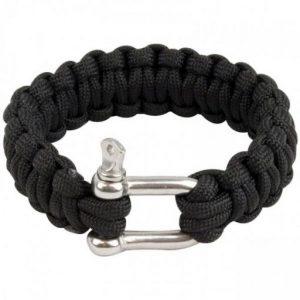 Highlander Paracord Bracelet - D Ring