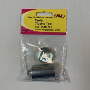 W4 Eyelet Closing Tool - 1/2 inch