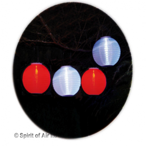 Spirit of Air Chinese Solar Lantern