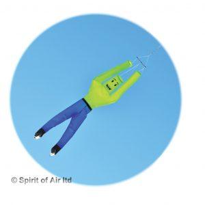 Spirit of Air Cloud Dude Windsock