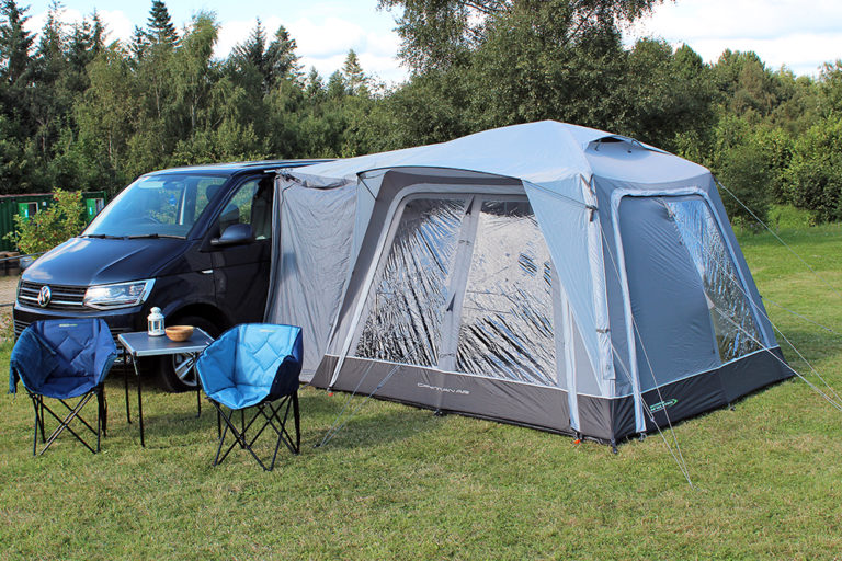 Outdoor Revolution Cayman Air Low Driveaway Awning 2021