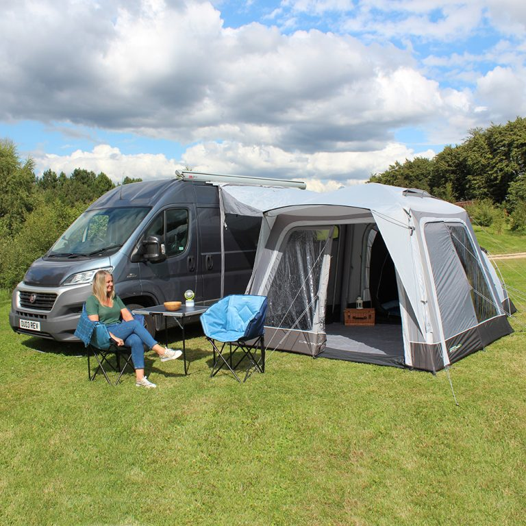 Outdoor Revolution Cayman Air High Driveaway Awning 2021