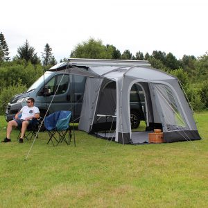 Outdoor Revolution Cayman Classic MK2 Low/Mid Driveaway Awning 2021