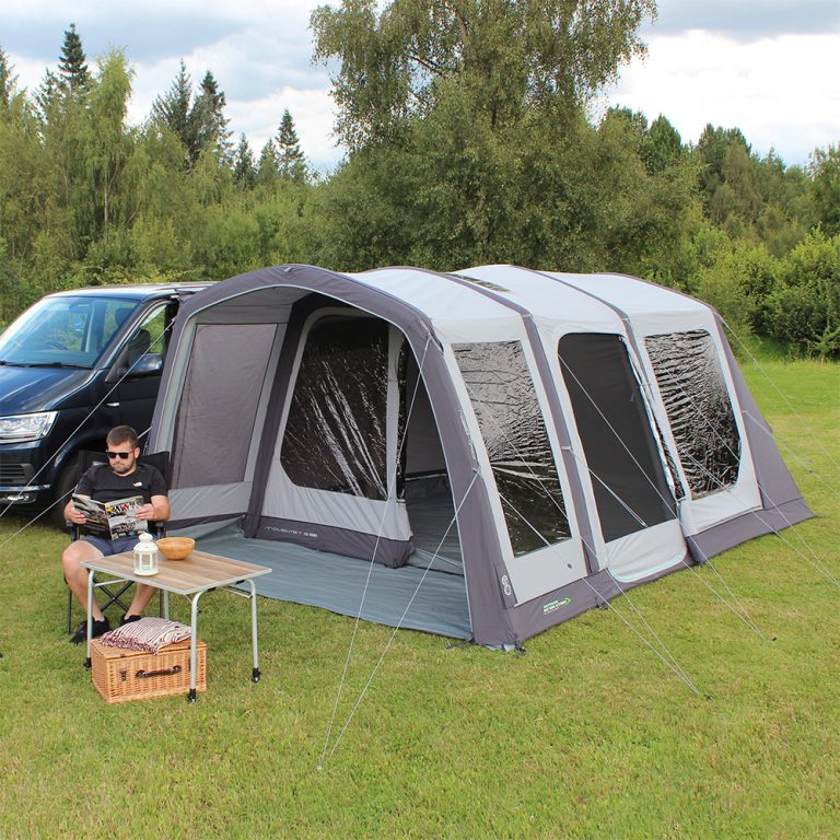 Outdoor Revolution Movelite T4E PC Low Driveaway Awning 2021