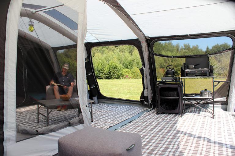 Outdoor Revolution Ozone 8.0 Safari Lodge Tent 2021