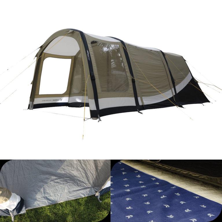 Lichfield Falcon 4 Air Tent Package