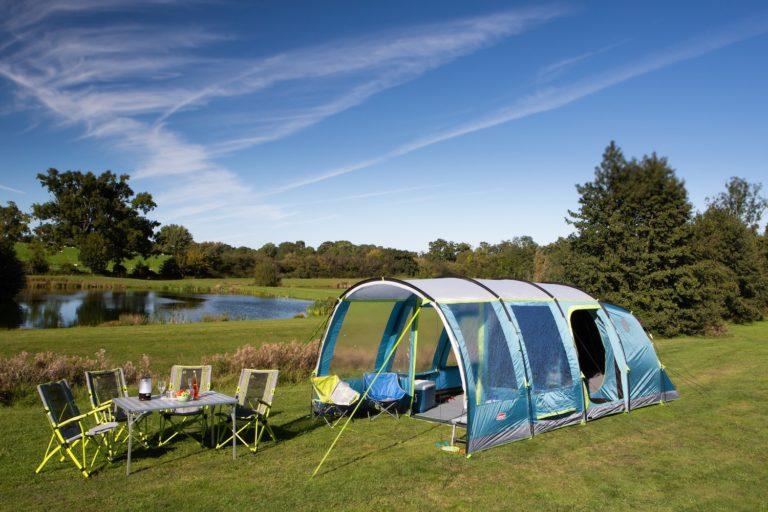 Coleman Castle Pines 4L Tent 2021