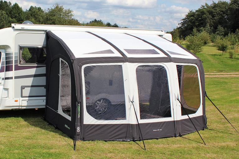 Outdoor Revolution Eclipse Pro 380 Caravan Awning 2021