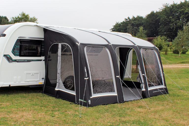 Outdoor Revolution Sportlite Air 400 Caravan Awning 2021