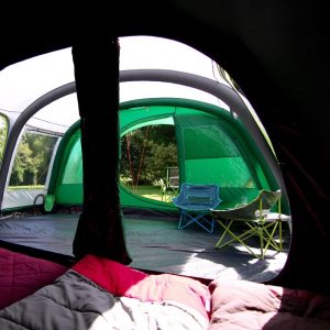 Blackout bedroom tents