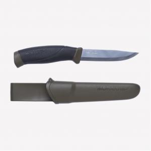 Mora Companion Knife Steel - Green